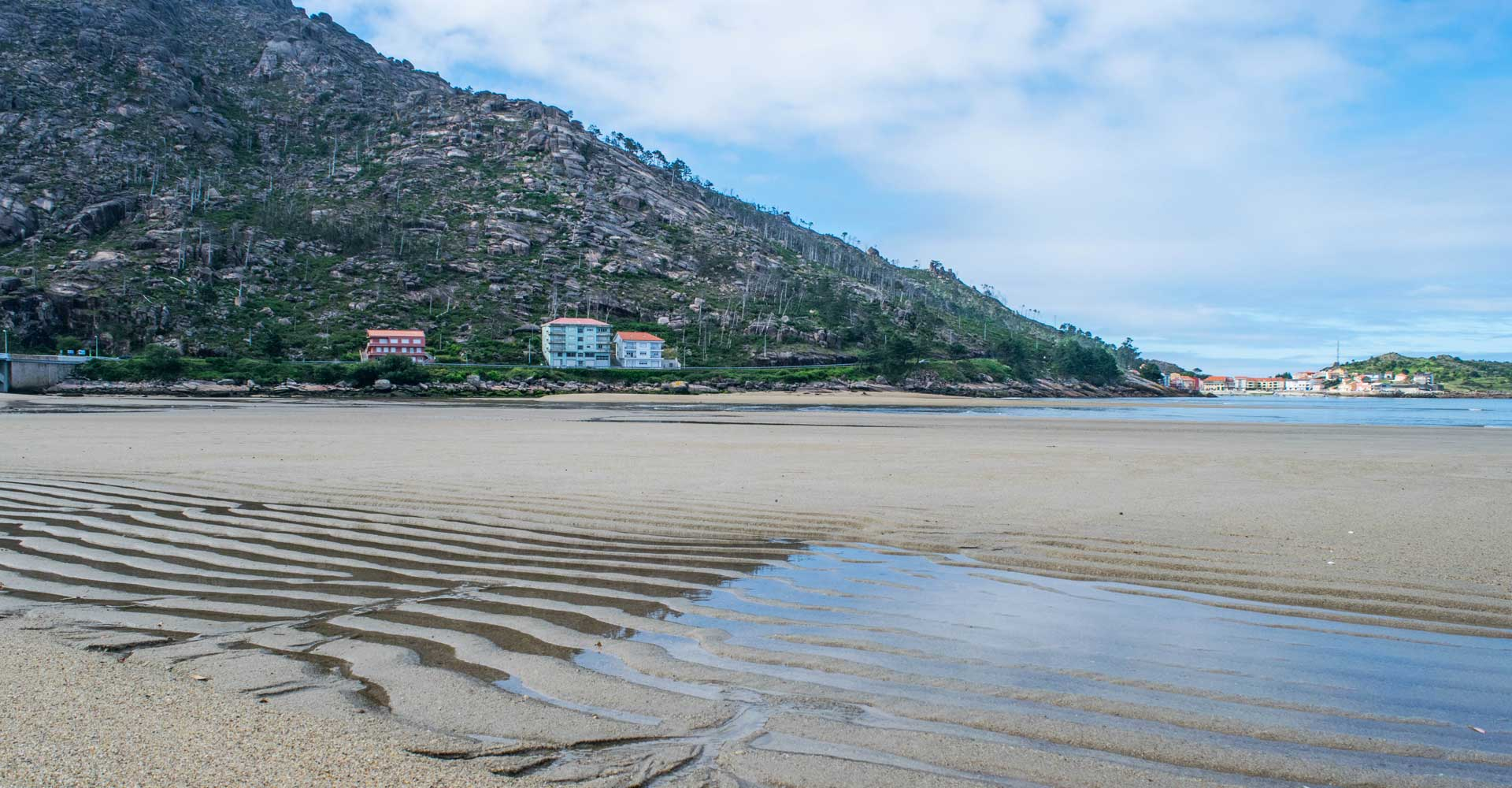 Turismo en Ézaro, A Costa da Morte - Playa del Ézaro